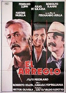 El Arreglo - Poster / Capa / Cartaz - Oficial 1