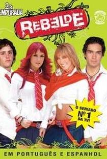 Rebelde (2ª Temporada) - Poster / Capa / Cartaz - Oficial 2