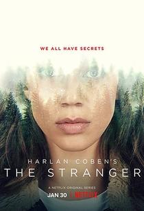 Não Fale com Estranhos (1ª Temporada) - Poster / Capa / Cartaz - Oficial 1