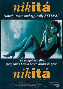 Nikita - Criada para Matar - Poster / Capa / Cartaz - Oficial 10
