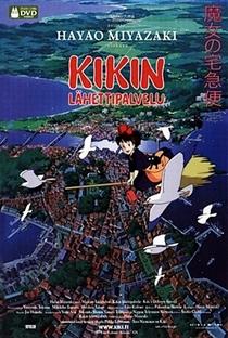 O Serviço de Entregas da Kiki - Poster / Capa / Cartaz - Oficial 37