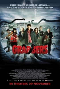 Grabbers - Poster / Capa / Cartaz - Oficial 6