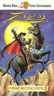 Zorro - O Primeiro Encontro - Poster / Capa / Cartaz - Oficial 1