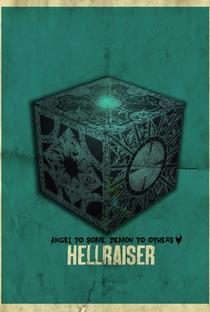 Hellraiser: Renascido do Inferno - Poster / Capa / Cartaz - Oficial 6