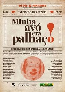Minha Avó Era Palhaço - Poster / Capa / Cartaz - Oficial 1