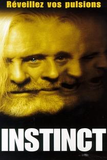 Instinto - Poster / Capa / Cartaz - Oficial 3