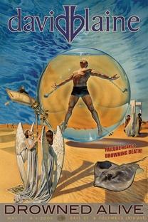 David Blaine - Debaixo D'Água - Poster / Capa / Cartaz - Oficial 1