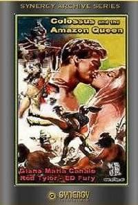 Colossus e a Rainha das Amazonas - Poster / Capa / Cartaz - Oficial 1