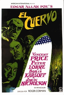 O Corvo - Poster / Capa / Cartaz - Oficial 6