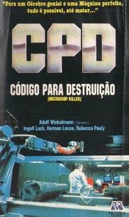 C.P.D - Código para Destruição - Poster / Capa / Cartaz - Oficial 1
