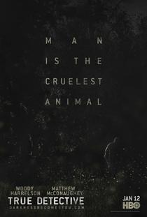 True Detective (1ª Temporada) - Poster / Capa / Cartaz - Oficial 3