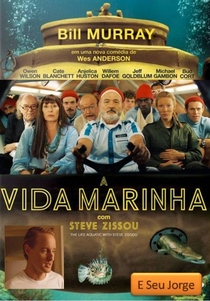 A Vida Marinha com Steve Zissou - Poster / Capa / Cartaz - Oficial 6