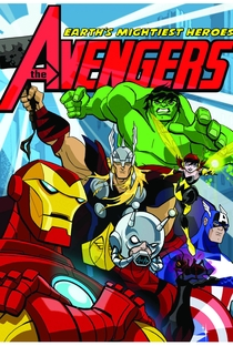 Desenho Os Vingadores - Os Maiores Heróis da Terra Download