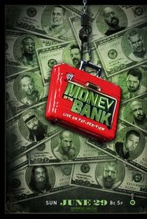 WWE Money In The Bank - (2014) - Poster / Capa / Cartaz - Oficial 1