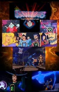 Cavaleiros da Luz Mágica - Poster / Capa / Cartaz - Oficial 2