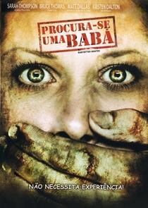 Procura-se Uma Babá - Poster / Capa / Cartaz - Oficial 2