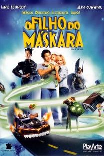O Filho do Máskara - Poster / Capa / Cartaz - Oficial 7