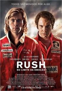 Rush: No Limite da Emoção - Poster / Capa / Cartaz - Oficial 10