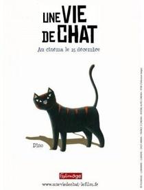 Um Gato em Paris - Poster / Capa / Cartaz - Oficial 3