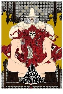 A Montanha Sagrada - Poster / Capa / Cartaz - Oficial 15