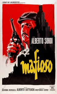 O Mafioso - Poster / Capa / Cartaz - Oficial 3