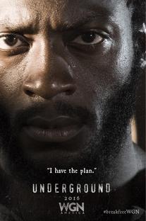 Underground (1ª Temporada) - Poster / Capa / Cartaz - Oficial 4