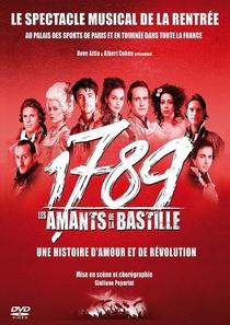 1789: les amants de la bastille - Poster / Capa / Cartaz - Oficial 1