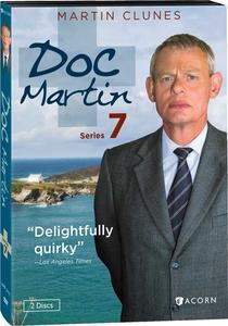 Doc Martin (7˚ Temporada) - Poster / Capa / Cartaz - Oficial 1