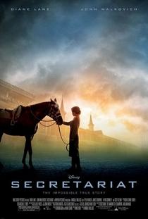 Secretariat - Uma História Impossível - Poster / Capa / Cartaz - Oficial 1