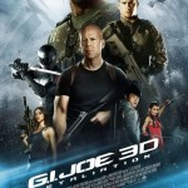 G.I. JOE 2 – RETALIAÇÃO | Assista ao novo trailer do longa