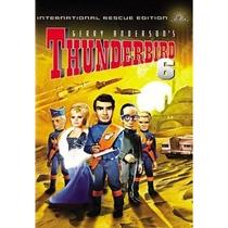 Thunderbird 6 - Poster / Capa / Cartaz - Oficial 1