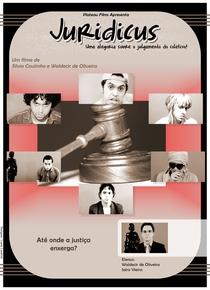 JURIDICUS - Poster / Capa / Cartaz - Oficial 2