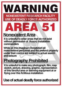 Área 51 - Poster / Capa / Cartaz - Oficial 2