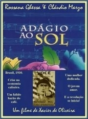 Adágio ao Sol - Poster / Capa / Cartaz - Oficial 2