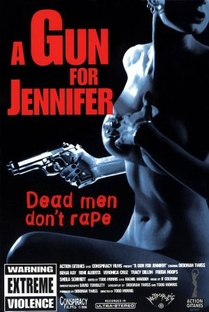A Gun for Jennifer - Poster / Capa / Cartaz - Oficial 1