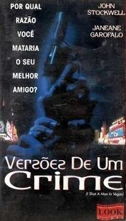 Versões de um Crime  - Poster / Capa / Cartaz - Oficial 1