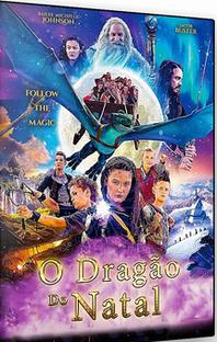O Dragão do Natal - Poster / Capa / Cartaz - Oficial 3
