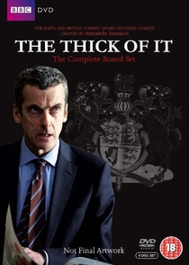 The Thick of It (1ª Temporada) - Poster / Capa / Cartaz - Oficial 1