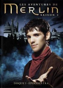 As Aventuras de Merlin (2ª Temporada) - Poster / Capa / Cartaz - Oficial 3