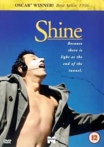 Shine - Brilhante - Poster / Capa / Cartaz - Oficial 4