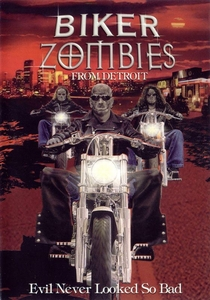 Biker Zombies - Poster / Capa / Cartaz - Oficial 1