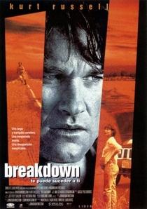 Breakdown - Implacável Perseguição - Poster / Capa / Cartaz - Oficial 4