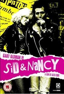 Sid & Nancy - O Amor Mata - Poster / Capa / Cartaz - Oficial 4