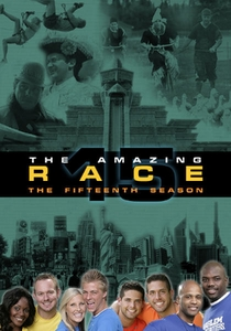 The Amazing Race (15ª Temporada) - Poster / Capa / Cartaz - Oficial 1