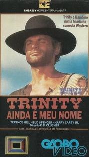 Trinity Ainda é Meu Nome - Poster / Capa / Cartaz - Oficial 2