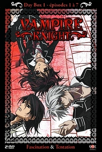 Vampire Knight (1ª Temporada) - Poster / Capa / Cartaz - Oficial 5