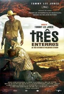 Três Enterros - Poster / Capa / Cartaz - Oficial 4