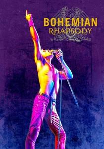 Bohemian Rhapsody - Poster / Capa / Cartaz - Oficial 2