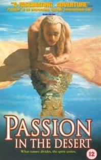 Uma Paixão no Deserto - Poster / Capa / Cartaz - Oficial 1