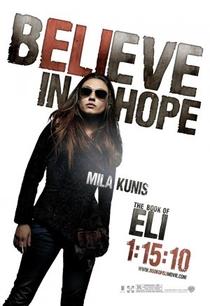 O Livro de Eli - Poster / Capa / Cartaz - Oficial 5